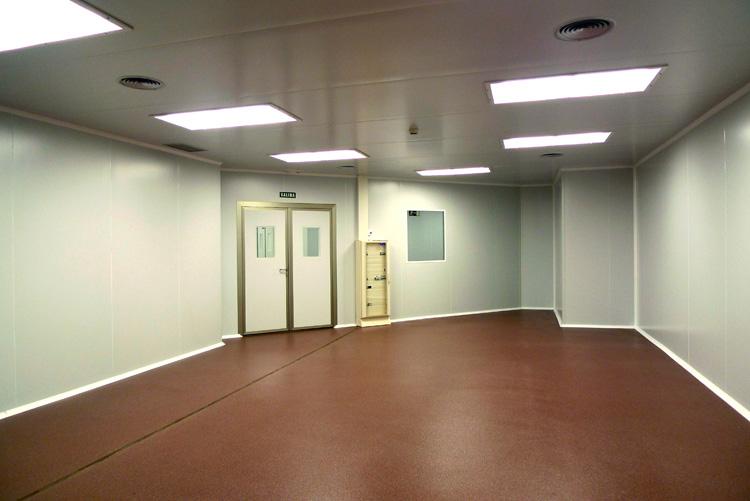 Sala limpia en UC3M
